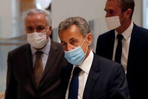 Γαλλία: Σε κατ' οίκον περιορισμό ο Σαρκοζί