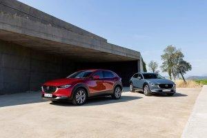 Η Mazda αναβαθμίζει τον κινητήρα e-Skyactiv X