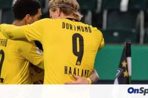 Κύπελλο Γερμανίας: Ο Σάντσο οδήγησε την Ντόρτμουντ στα ημιτελικά