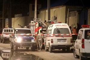 Σομαλία : Είκοσι νεκροί από έκρηξη παγιδευμένου αυτοκινήτου