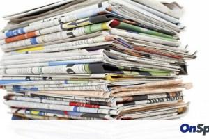 Τα πρωτοσέλιδα των αθλητικών εφημερίδων της ημέρας (05/03)