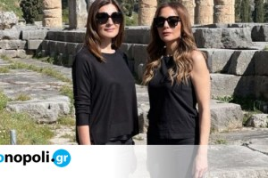 """My Greece"" με τη Δέσποινα Βανδή στο MEGA"