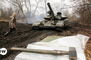 Επικείμενη ρωσική εισβολή στην Ουκρανία; | DW | 08.04.2021