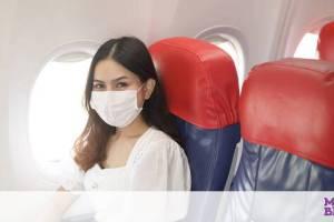 Κορονοϊός: Πώς θα προστατευτείτε στο αεροπλάνο;