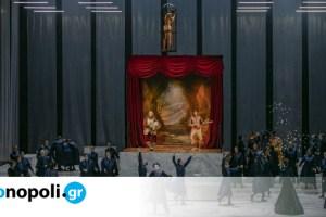 Ο θρίαμβος της Ιουδίθ: Η νέα παραγωγή της Λυρικής Σκηνής σε παγκόσμια μετάδοση από το MEZZO TV - Monopoli.gr