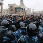 Ρωσία: Η αστυνομία κάλεσε τους πολίτες να μην λάβουν μέρος στις διαδηλώσεις υπέρ του Ναβάλνι