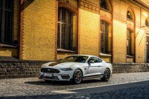 Στην Ελλάδα η οκτακύλινδρη Ford Mustang Mach 1 των 460 ίππων