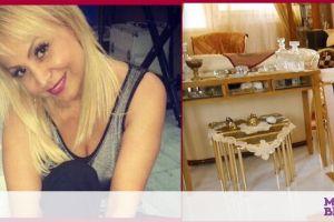 Τέτα Καμπουρέλη: Νέα πλάνα μέσα από τη μεζονέτα της! Δες τη διακόσμηση!