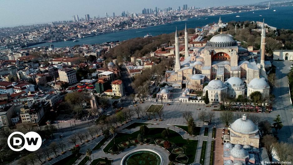 Το τρίτο κύμα πανδημίας σαρώνει την Τουρκία | DW | 07.04.2021