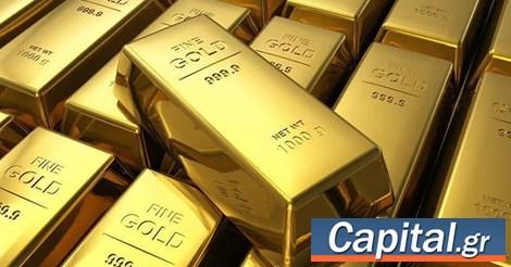 Εβδομαδιαία κέρδη 2% για τον χρυσό