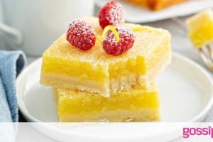 Mπάρες λεμονιού χωρίς ζάχαρη και βούτυρο (vid)