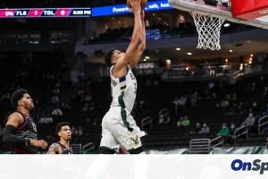 NBA: Οι Μπακς με σούπερ Giannis νίκησαν τους Σίξερς (photos+video)