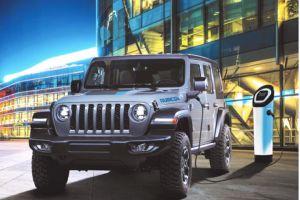 Έρχεται το νέο Plug-in Hybrid Jeep Wrangler 4xe