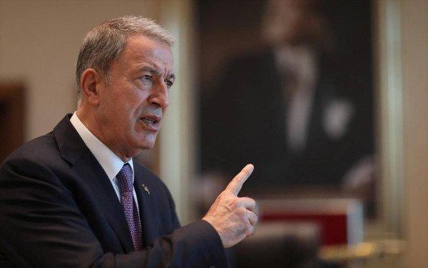 Ακάρ: Η Ελλάδα συνεχώς προκαλεί και κλιμακώνει τις κρίσεις