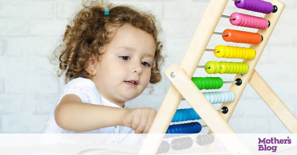 Αυτός είναι ο πιο εύκολος τρόπος να μάθουν τα παιδιά πρόσθεση και αφαίρεση