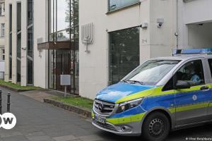 Γερμανία: Βίαιες διαμαρτυρίες κατά του Ισραήλ | DW | 13.05.2021