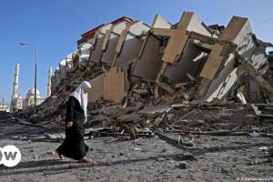 Η Χαμάς βλάπτει την υπόθεση των Παλαιστινίων | DW | 12.05.2021
