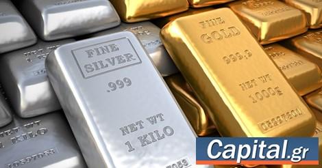 Κέρδη 1,4% ο χρυσός, άλμα 4,2% το ασήμι