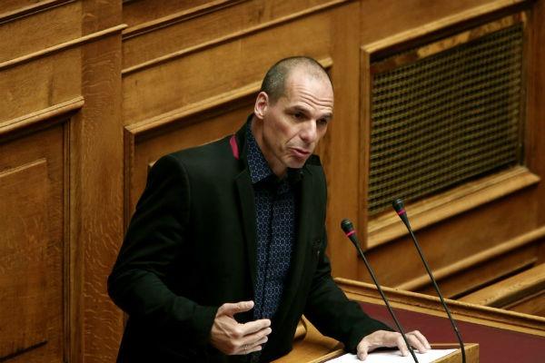 ΜέΡΑ 25: Ο Γ. Βαρουφάκης έθεσε το κόμμα σε θέση μάχης