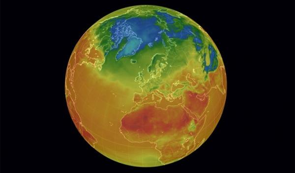 Μόνο μία στις 4  μεγάλες επιχειρήσεις διεθνώςέχει πάρει μέτρα κατά της υπερθέρμανσης