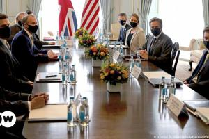 G7: Η ατζέντα των ΥΠΕΞ στο Λονδίνο | DW | 04.05.2021
