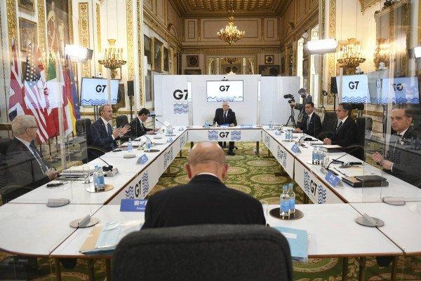 G7: Η ατζέντα των ΥΠΕΞ στο Λονδίνο
