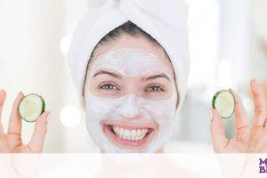 Tips για μαμάδες: Τρεις μάσκες προσώπου με αγγούρι για βαθιά ενυδάτωση