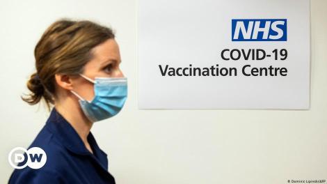 Αγγλία: Υποχρεωτικός ο εμβολιασμός υπαλλήλων φροντίδας | DW | 16.06.2021