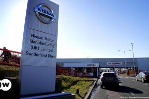 Βρετανία: Η Nissan με το βλέμμα στην ευρωπαϊκή αγορά | DW | 29.06.2021
