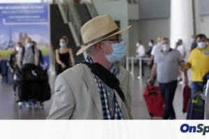 Βρετανία: Τι εξετάζει για τους ταξιδιώτες - Στην ατζέντα τα διαβατήρια εμβολιασμού
