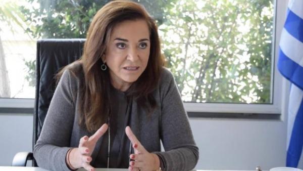 Γιατί η Ντόρα Μπακογιάννη ακύρωσε τη συμμετοχή της στο «Antalya Dimplomacy Forum»