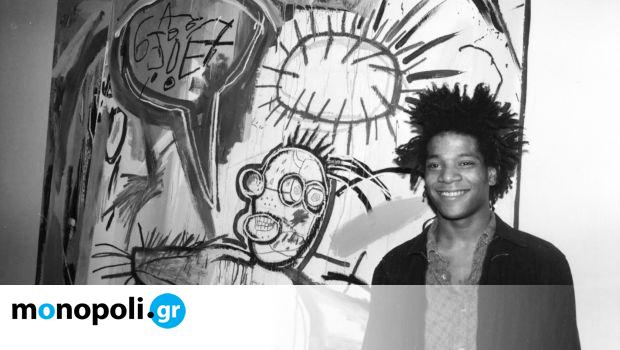 """Ζαν Μισέλ Μπασκιά: Για πρώτη φορά """"στο φως"""" έργα από την συλλογή της οικογένειας του καλλιτέχνη"""