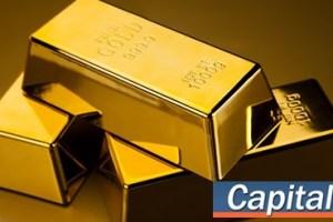 Μικρές απώλειες ο χρυσός μετά τα στοιχεία για την μεταποίηση