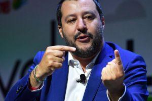Μπερλουσκόνι και Σαλβίνι ενώνουν τα κόμματά τους   Ειδήσεις - νέα - Το Βήμα Online