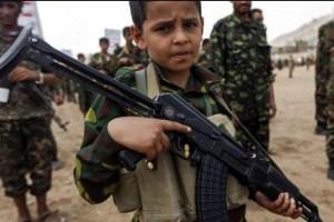 ΟΗΕ: Πάνω από 8.500 παιδιά χρησιμοποιήθηκαν ως στρατιώτες παγκοσμίως - Ειδήσεις - νέα - Το Βήμα Online