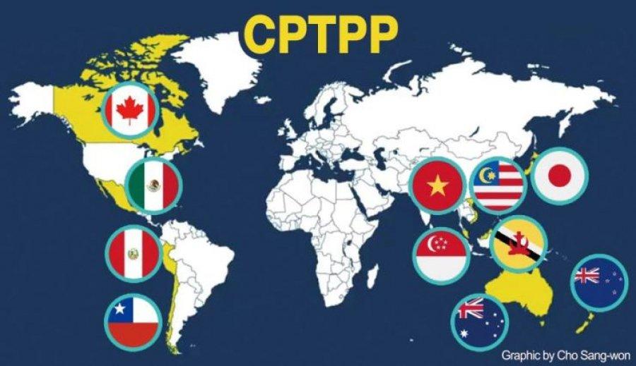 Το Ηνωμένο Βασίλειο σε συνομιλίες για ένταξη σε ζώνη ελεύθερου εμπορίου στην περιοχή Ασίας-Ειρηνικού