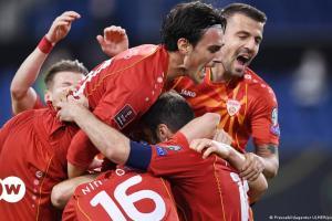 EURO 2021: «Μόνο νίκες» θέλει η Βόρεια Μακεδονία | DW | 12.06.2021
