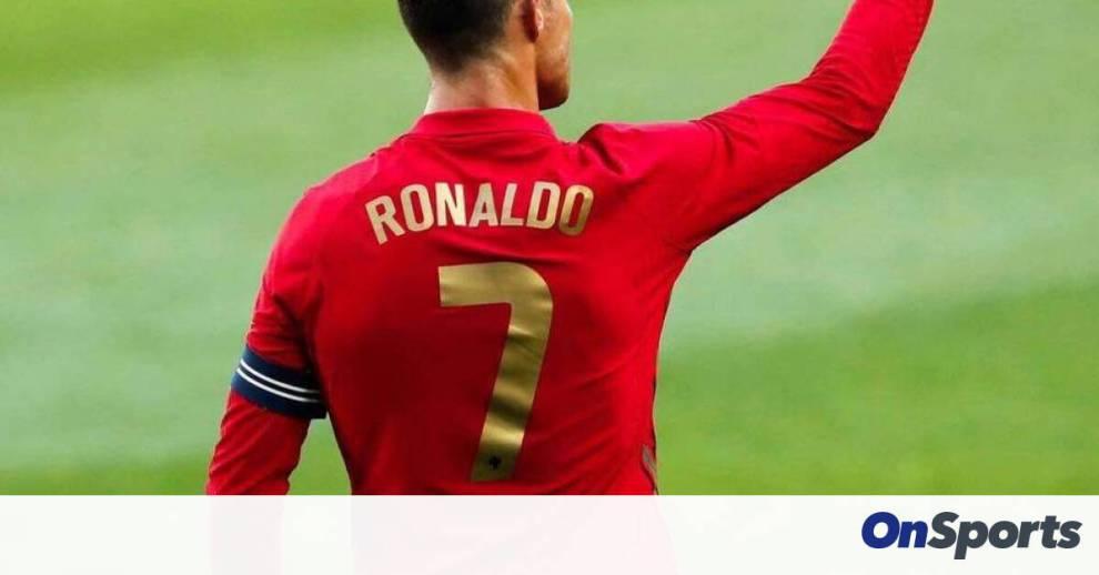 Euro 2020: Ο… διψασμένος Κριστιάνο Ρονάλντο αισιοδοξεί! (Photos)