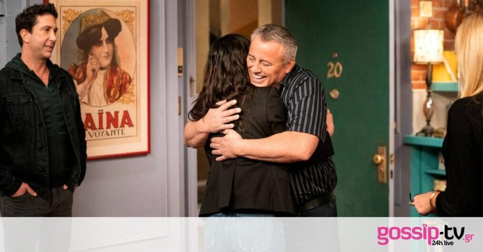 «Friends Reunion»: H στιγμή που σοκάρει και λίγοι κατάλαβαν