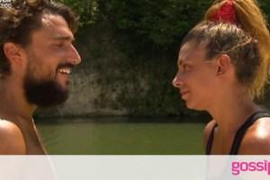 Survivor: Το «σ' αγαπώ» του Σάκη Κατσούλη στη Μαριαλένα μετά τον αγώνα!