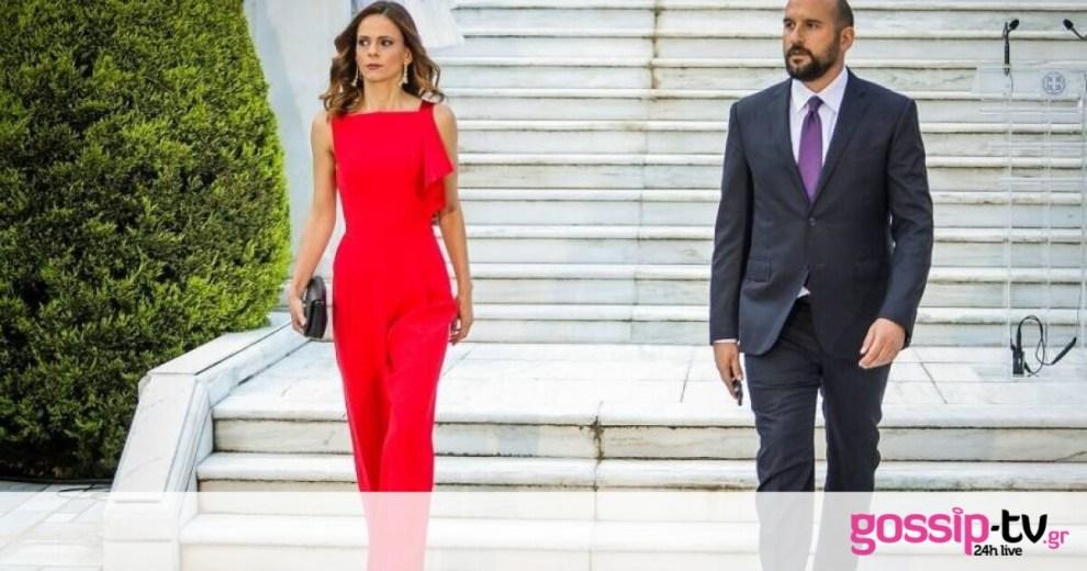 Έφη Αχτσιόγλου - Δημήτρης Τζανακόπουλος: Έγιναν γονείς ενός υγιέστατου αγοριού