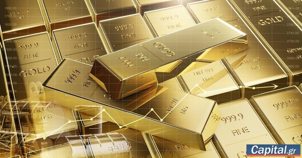 Ήπια κέρδη για τον χρυσό στις 'πλάτες' ανεργίας στις ΗΠΑ και αποφάσεων ΕΚΤ
