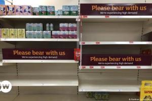 Αγγλία: Ελλείψεις στα σουπερμάρκετ λόγω καραντίνας | DW | 23.07.2021