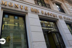 Ανάσα για την τράπεζα Monte dei Paschi   DW   22.07.2021