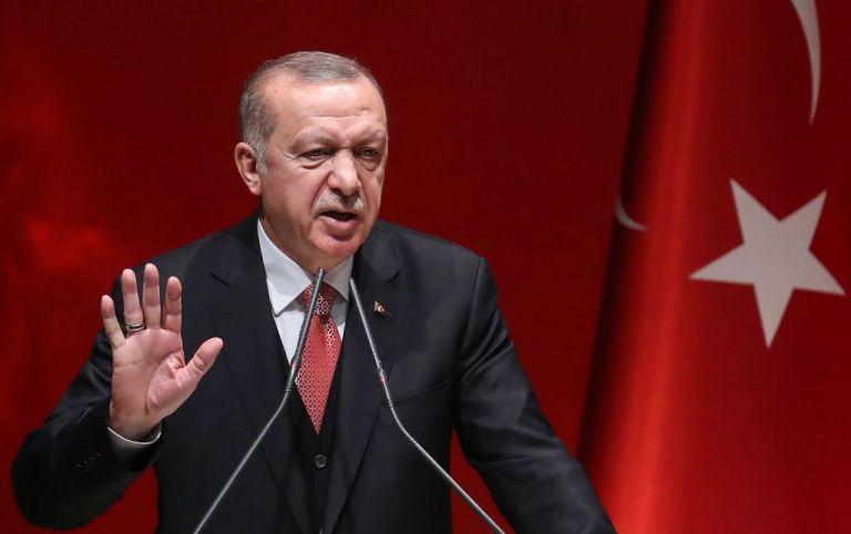 Αναγκαστική προσγείωση του ελικοπτέρου που μετέφερε τον Ερντογάν   Ειδήσεις - νέα - Το Βήμα Online