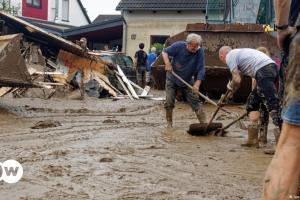 Γερμανία: Εντοπίστηκαν δεκάδες αγνοούμενοι   DW   18.07.2021