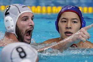Ελλάδα - Ιαπωνία 10-9: Λύτρωση στα 32'' από τα χέρια του Αργυρόπουλου και πρόκριση στους '8'