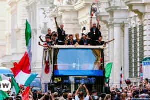 Θέλουμε «περισσότερη Ιταλία»   DW   13.07.2021
