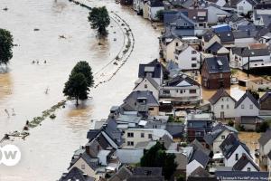 Καύσωνας στη βόρεια Αμερική, πλημμύρες στη Γερμανία | DW | 19.07.2021