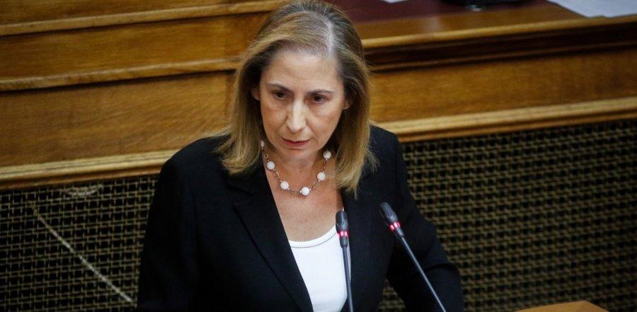 Ξενογιαννακοπούλου: Η κυβέρνηση της ΝΔ αποκαλύπτει το αντεργατικό της πρόσωπο